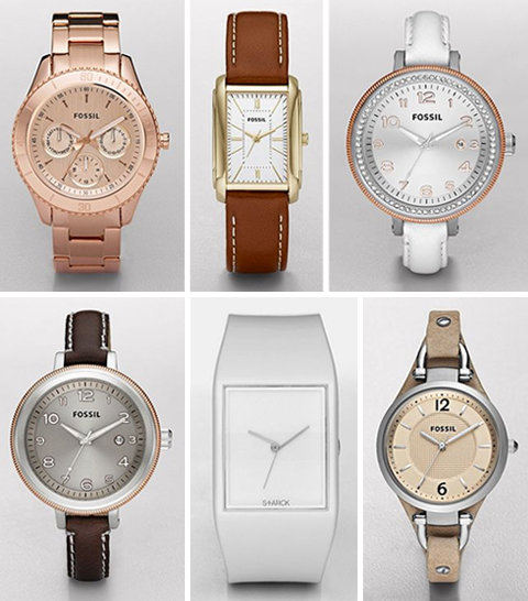 Best Fossil Watches, May 2011