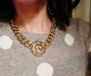 Melody Ehsani Queen of the Jungle Necklace